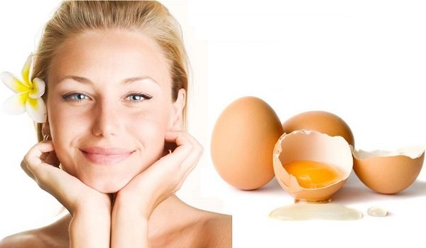 yumurta akı maskesi
